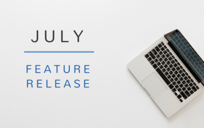 July Feature Release