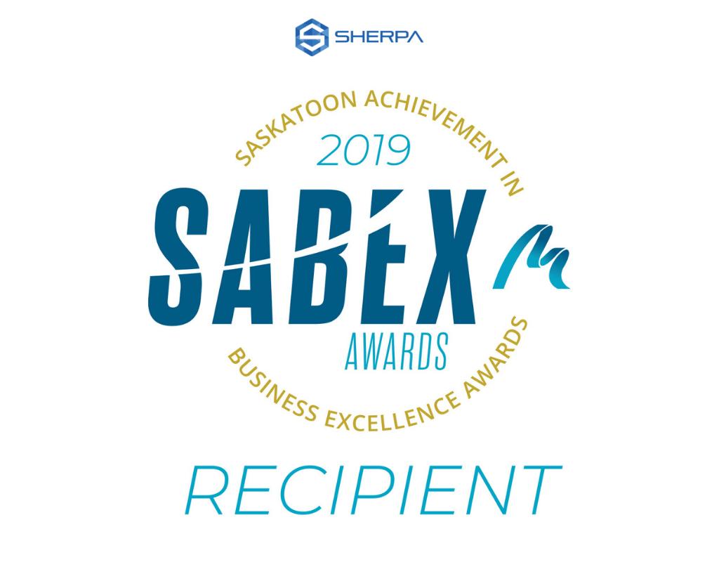 2019 sabex winner sherpa